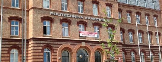 Politechnika Krakowska is one of Krakow.
