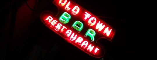 Old Town Bar is one of Essential NYC.