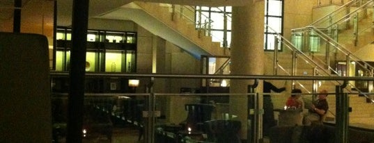 Listo Lobby Lounge is one of Berlin-Mitte.