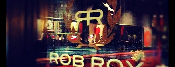 Rob Roy is one of Seattle Dive Bars.