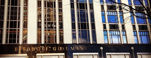 Bergdorf Goodman is one of NYC Midtown.