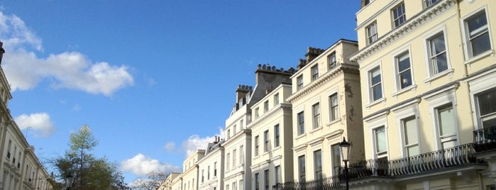 Notting Hill is one of London, best of.