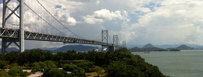 与島PA is one of Orte, die Shigeo gefallen.