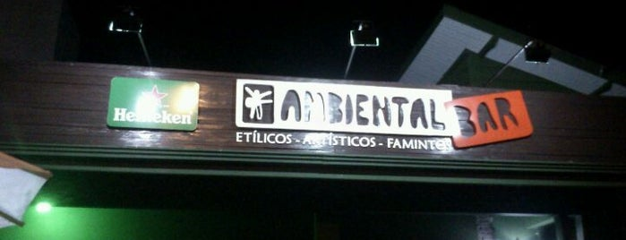 Ambiental Bar is one of Curitiba - Bares.