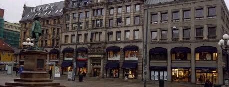 Stortorvet is one of Oslo City Guide.