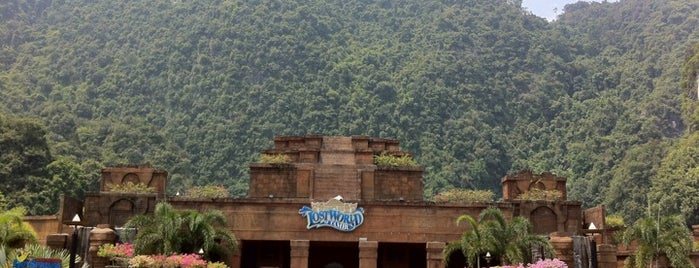 Lost World of Tambun is one of Jalan-jalan Malaysia.