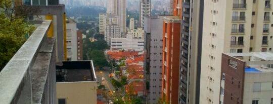 Rua Manoel da Nobrega is one of ABC Paulista, etc..