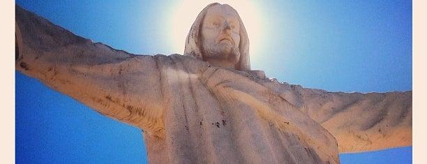 Cristo Blanco is one of Cusco (PER).