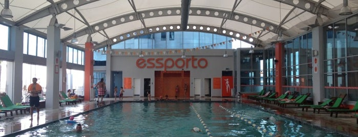 Essporto Swimming Pool is one of Holiday.