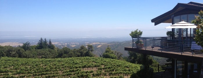 Thomas Fogarty Winery is one of Places To Try in SF + The Peninsula.