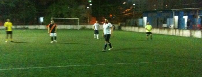 Soccer Society is one of Lugares favoritos de Ademir.