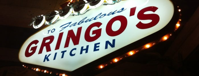 Gringo's Mexican Kitchen is one of Andricksonさんのお気に入りスポット.