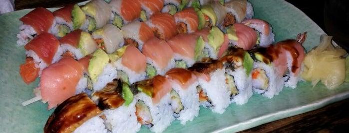 Hashiguchi Jr Japanese Restaurant is one of Best Sushi.