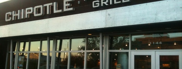 Chipotle Mexican Grill is one of Food - Virginia.