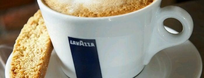 My Favorite Coffee Shops