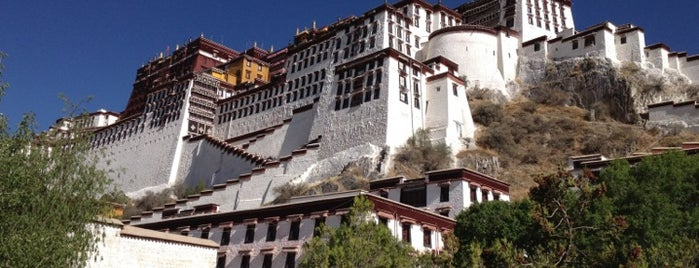 Potala Palace is one of wonders of the world.