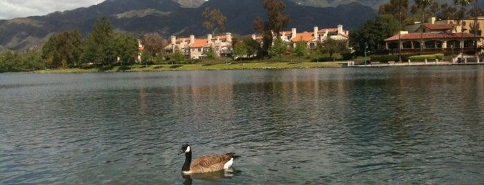 Lago Santa Margarita is one of สถานที่ที่บันทึกไว้ของ C.