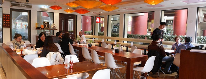Gourmet Café is one of shanghai.