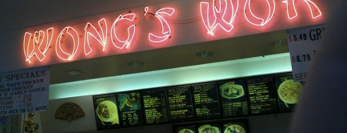 Wong's Wok is one of Best Local Restaurants.