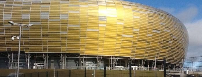 Stadion Energa Gdańsk is one of Best Stadiums.