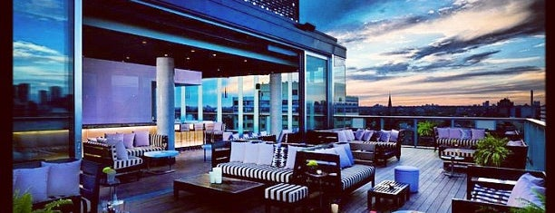Thompson Hotel is one of TIFF 2012 Guide.