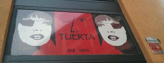 La Tuerta is one of Sitios pendientes.
