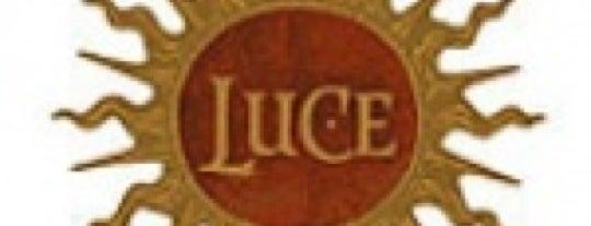 Luce is one of Ginza PRIME (рестораны\кафе\клубы) (Москва).