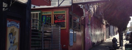 Grubstake Diner is one of Diners, Drive-Ins, and Dives.
