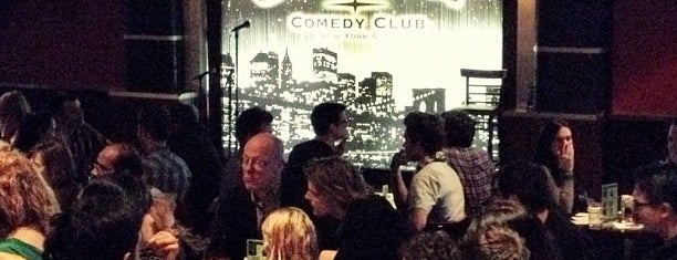 Gotham Comedy Club is one of 15 Places To Watch The Oscar's In New York.