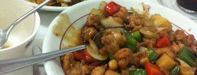 Restaurante Shanghai is one of Tempat yang Disukai Alberto J S.