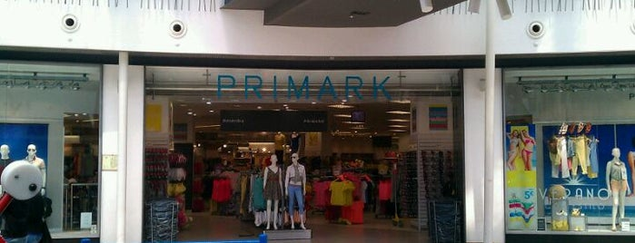 Primark is one of Madrid.