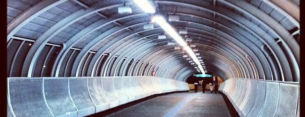 Estação Vila Olímpia (CPTM) is one of Muito + SAMPA.
