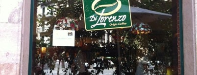 Café Di Lorenzo is one of Barcelona-Tips.
