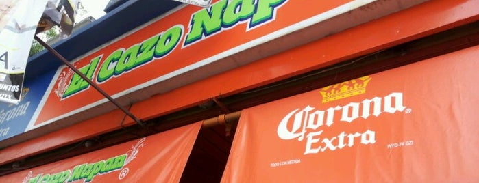 El Cazo Napan is one of Eat Drink Mexico.