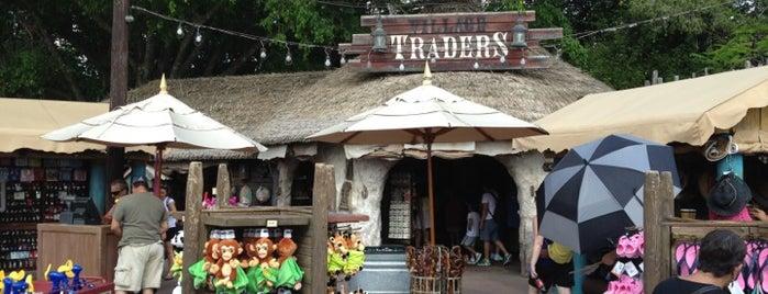 Village Traders is one of Lugares favoritos de Aljon.