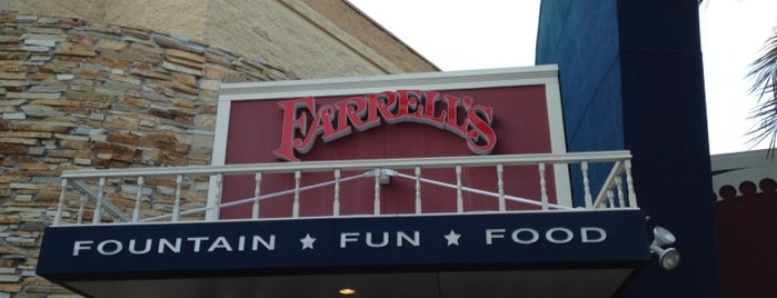 Farrell's Ice Cream Parlour is one of OC's Best.