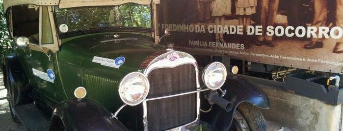 Hotel Fazenda Campo Dos Sonhos is one of Socorro - SP.