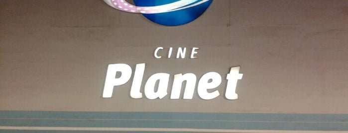 Cineplanet is one of CINES Y CENTROS COMERCIALES.