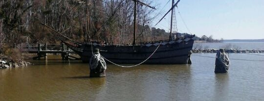 Susan Constant is one of Ships (historical, sailing, original or replica).