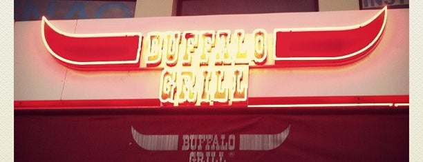 Buffalo Grill is one of paris-restaurant.