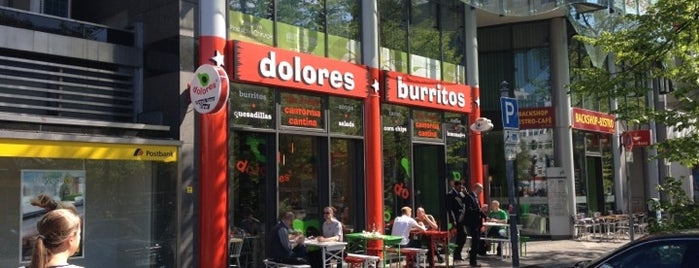 dolores* is one of Berlin food v.