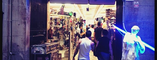 El mercadillo is one of Favourite Stores.