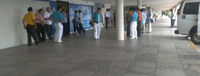 Aeropuerto Internacional de Cozumel (CZM) is one of Flyin' Around the Globe.