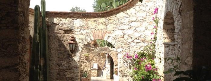 Posada De Las Minas is one of Orte, die Rosco gefallen.