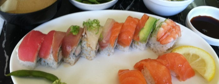 Momo Sushi is one of Favorite Food - LA.