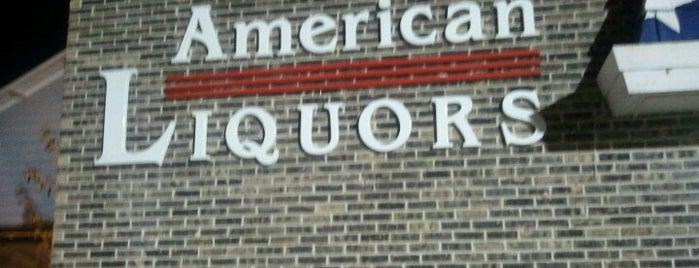 American Liquors is one of Michael'in Beğendiği Mekanlar.