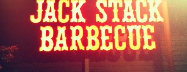 Fiorella's Jack Stack Barbecue is one of Lugares favoritos de Jonathan.