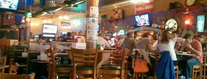 Shamrocks Grill and Pub is one of places to try.