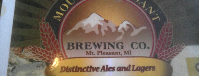 Mountain Town Brewing Company is one of Michigan Breweries.