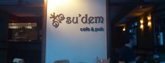 Su'dem Restaurant is one of Locais curtidos por Ilker.